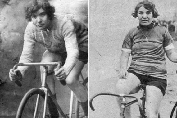 Celebrating the one-in-a-million Alfonsina Strada, the one and only woman who rode in Giro D'Italia