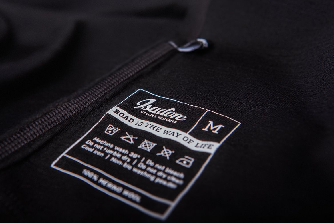 100% Merino SL Baselayer Black