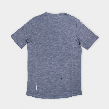Urban Merino T-Shirt China Blue