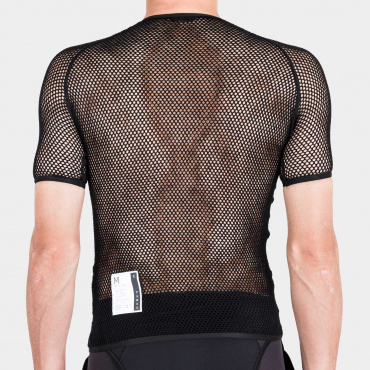 Merino Light SS Baselayer Black