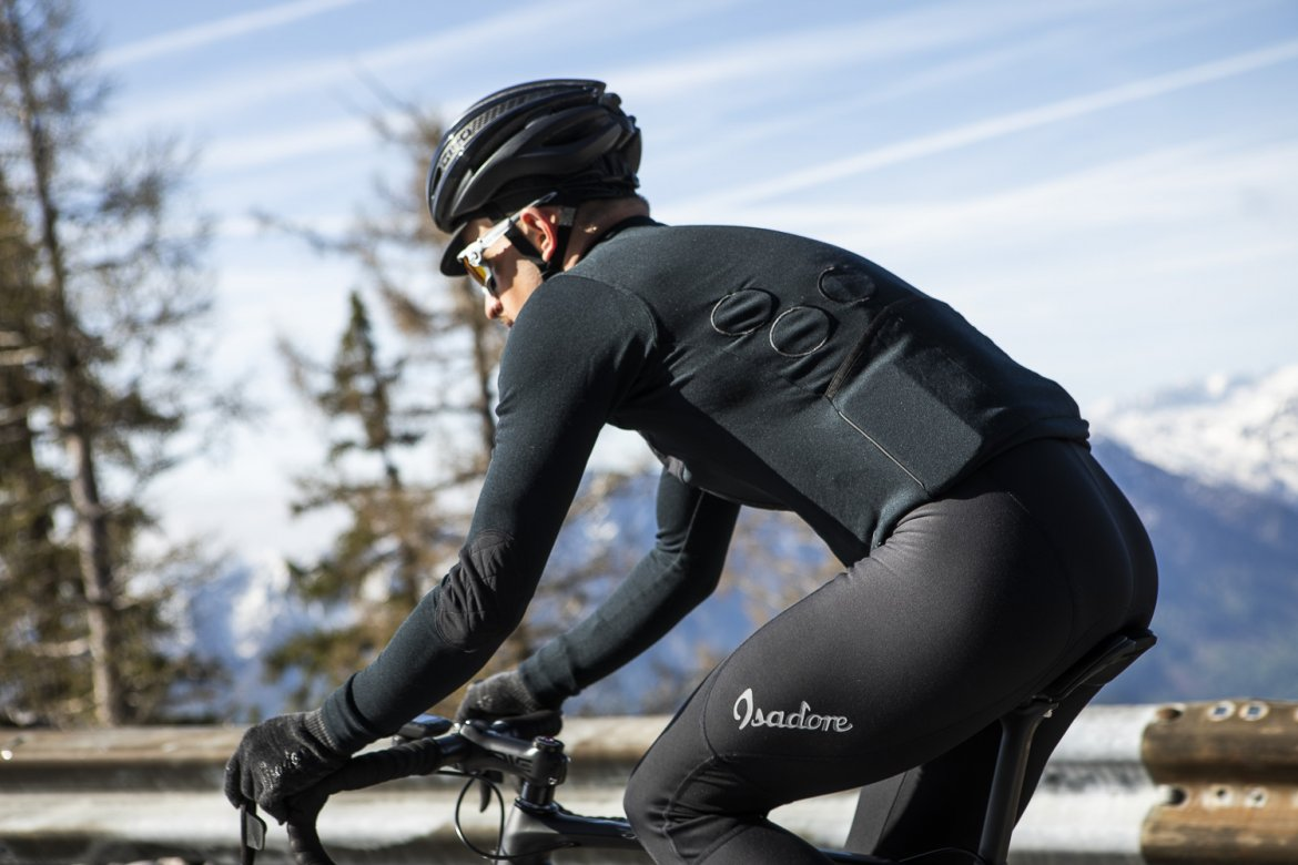 Long Sleeve Shield Jersey Anthracite 2.0