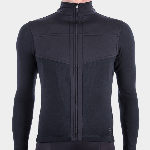 5b5261986 Long Sleeve Shield Jersey Anthracite 2.0