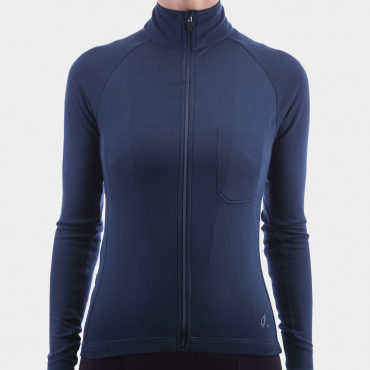 Long Sleeve Jersey Midnight Navy 2.0