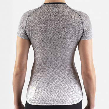 Dámsky Alternative SS Baselayer Black/White